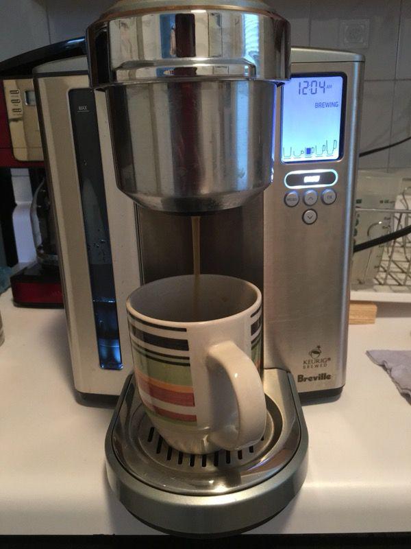 Breville Bkc700xl Keurig K Cup Gourmet Single Cup Coffee Brewer