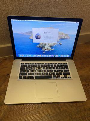 "Photo Apple MacBook Pro intel core i7 2.3ghz 8gb ram 1TB harddrive w/ charger 15"""