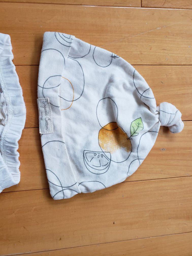 Baby gap organics 5 pieces