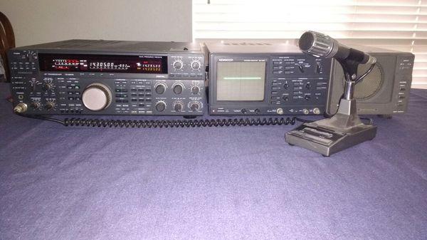 Kenwwod TS-950s Ham Radio for Sale in Diamond Bar, CA - OfferUp