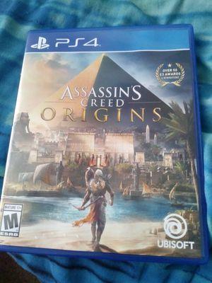 Assassin's Creed Origins PS4 for Sale in Oakton, VA