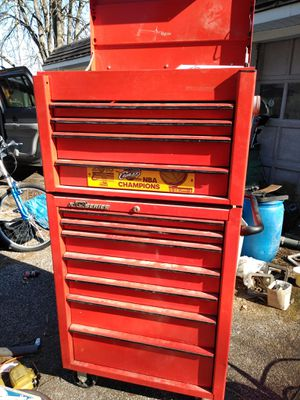 Photo Snap on tool chest