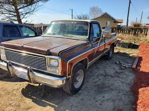Photo 1977 chevy 3/4 ton with 454
