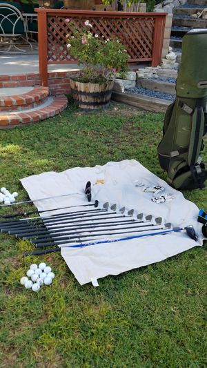 Golf clubs LEFT handed for Sale in Los Angeles, CA