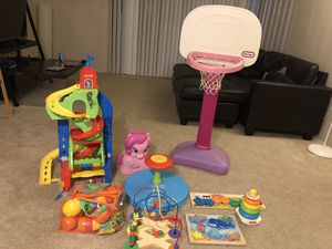 Multiple toys for kids for Sale in Bellevue, WA