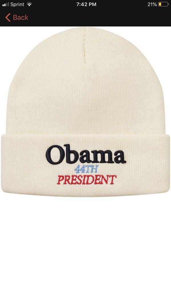 04ba5e443c Supreme Obama Beanie for Sale in LAKE MATHEWS