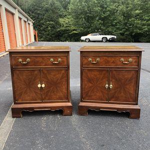 Pair of Nightstands for Sale in Woodbridge, VA