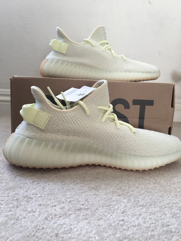 6f4f26103aea8 Adidas Yeezy Boost 350 V2 Butter Size 8.5 DS nmd pirate black blue tint  beluga 2.0 1.0 oxford tan zebra moon rock turtle doves