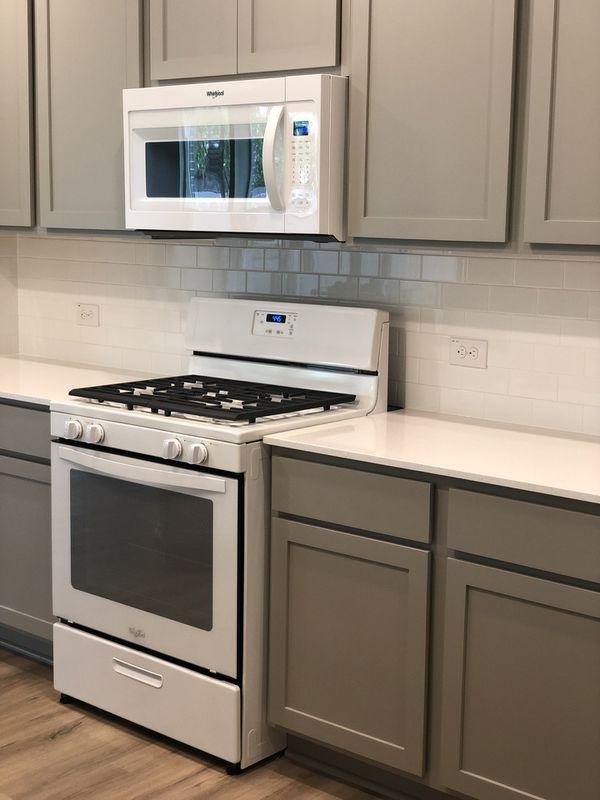 Whirlpool Kitchen Appliances Set Brand New For Sale In Leander Tx Offerup