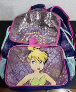 Tinkerbell School Bag & Lunch Box Thumbnail
