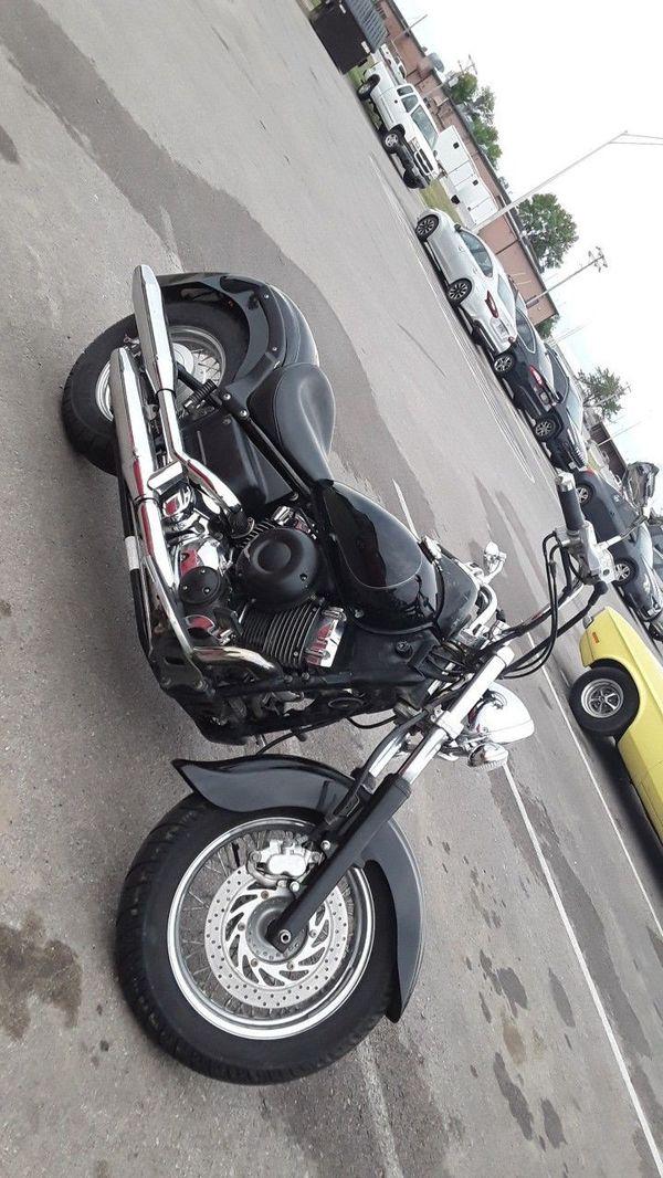2005 yamaha roadstar 650cc
