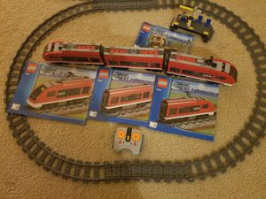 Lego city red trains for Sale in Falls Church, VA