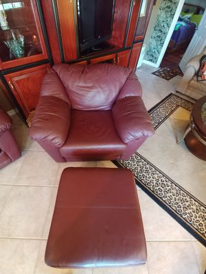 Incredible New And Used Leather Sofas For Sale In Largo Fl Offerup Machost Co Dining Chair Design Ideas Machostcouk