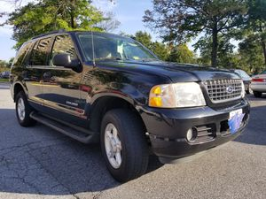 Ford Explore 2005 con 108,000 millas título limpió tapicería de cuero for Sale in Hyattsville, MD