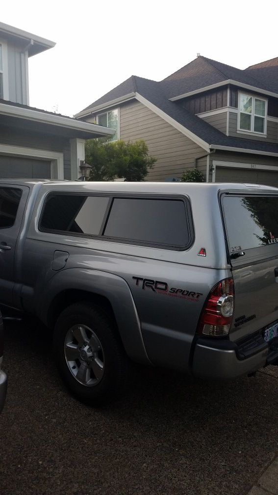 Toyota Tacoma Canopy >> Canopy For 6 Bed Toyota Tacoma For Sale In Newberg Or Offerup