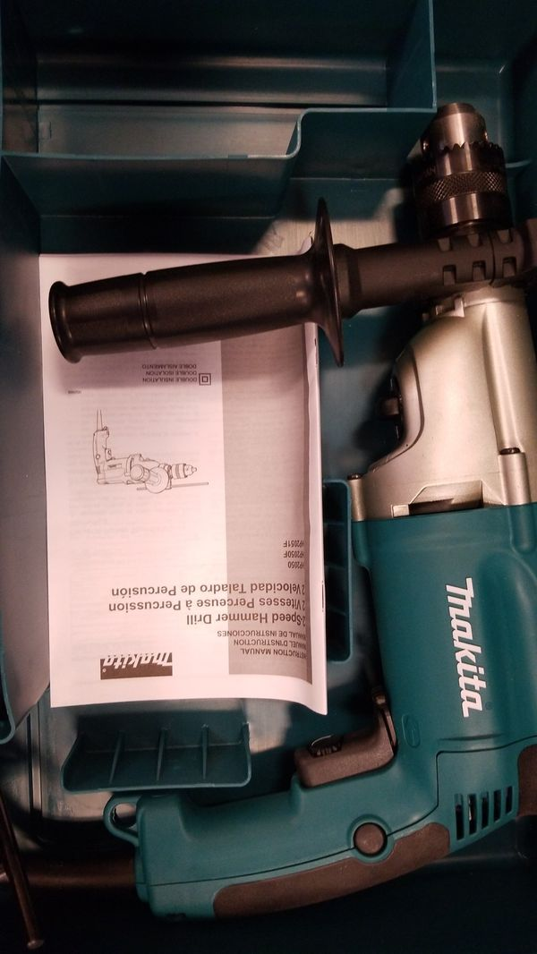 Makita 3 4 2 Speed Hammer Drill Tools Machinery In Las Vegas NV
