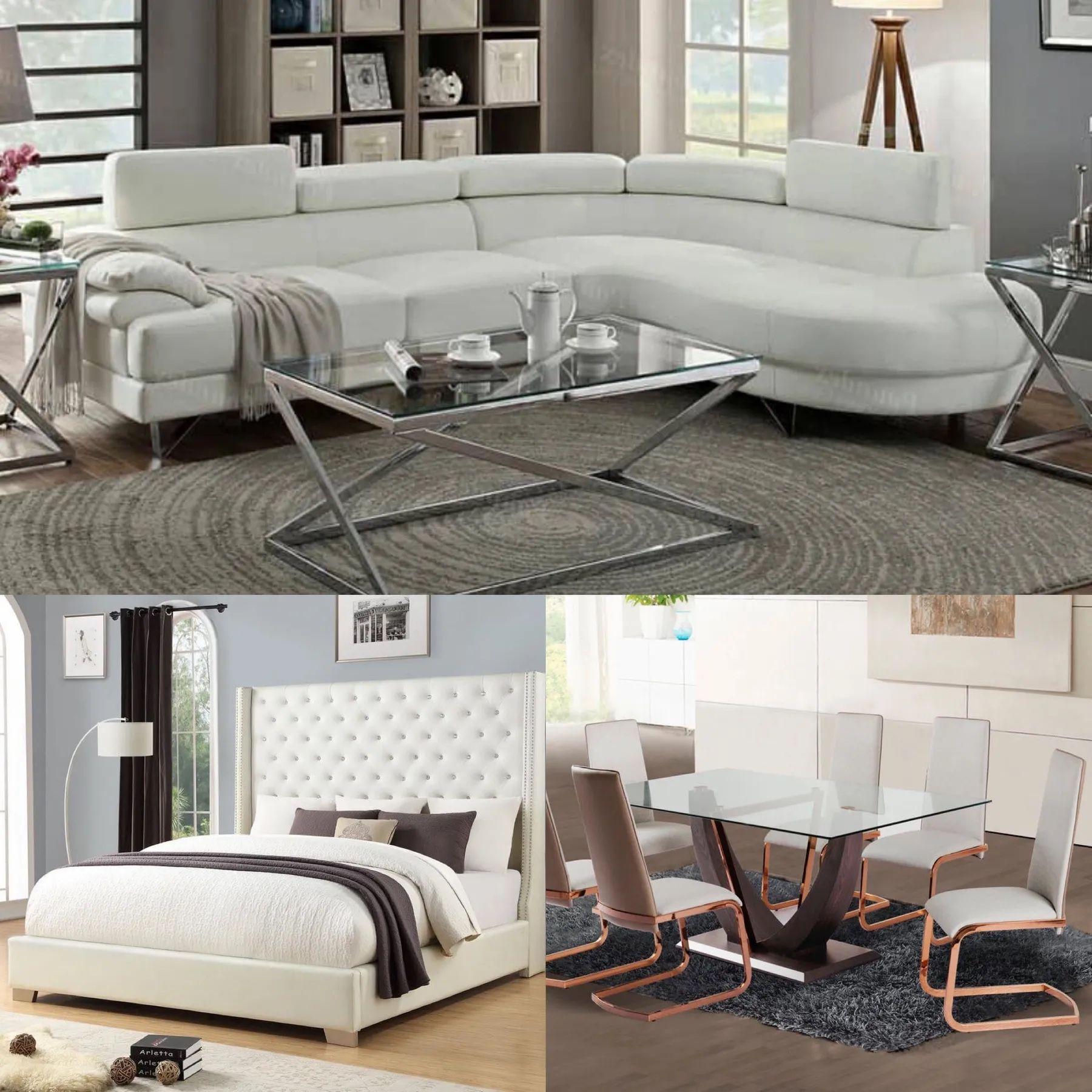 3 Room Of Furniture Package Deal 40 Down