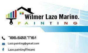 Se pintan casas, negocios y oficinas. También se realiza trabajo de remodelación for Sale in Hialeah, FL