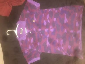 Bape shirt kids large for Sale in Lake Ridge, VA