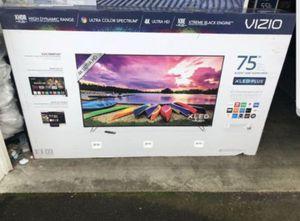 "75"" Vizio M Series 4k UHD HDR LED Smart Tv (FREE DELIVERY) for Sale in Renton, WA"