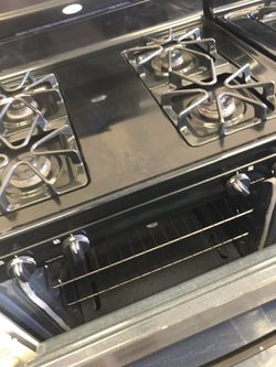 Whirlpool Gas Stove Free Drop Off  Thumbnail