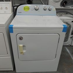 Whirlpool From Load Dryer New Scratch And Dent  Thumbnail