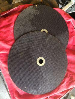 Circular saw cutting blades Thumbnail