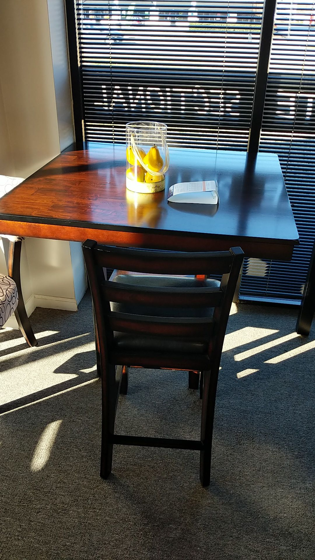 Table Includes 4 Chairs