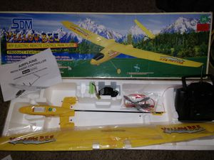 Yellow Bee RC plane for Sale in South Salt Lake, UT