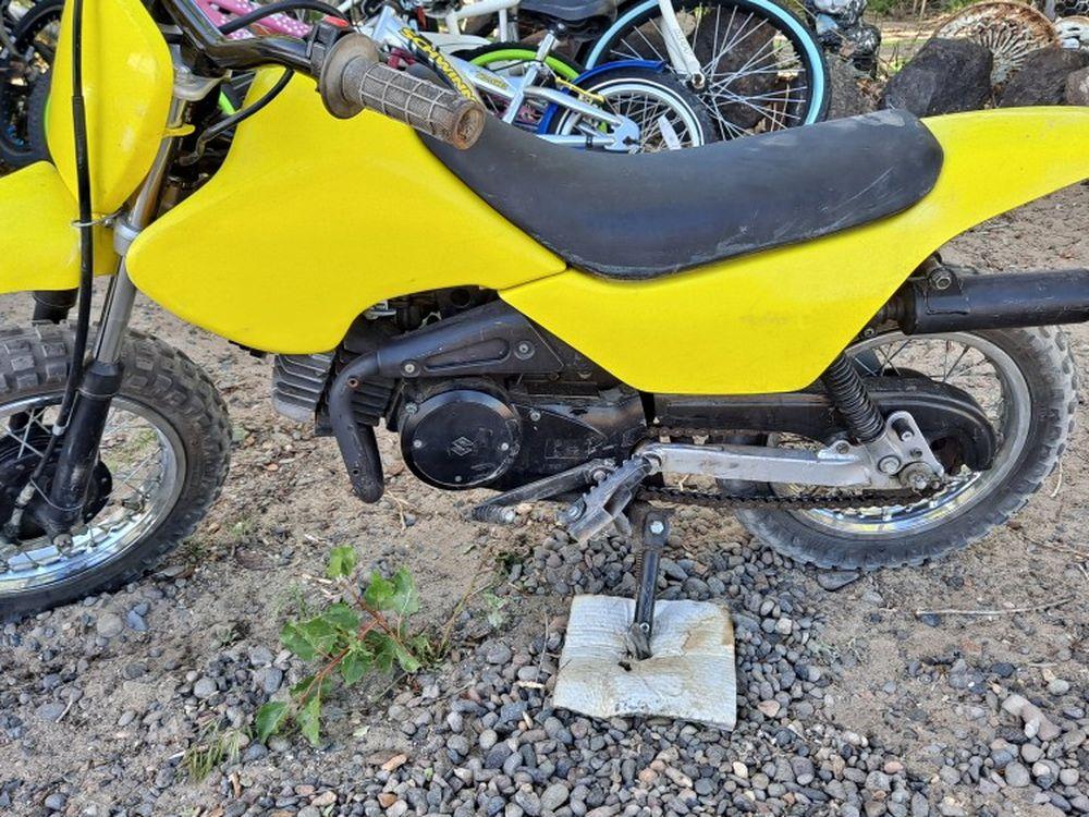 Photo 2004 Suzuki KTM 50