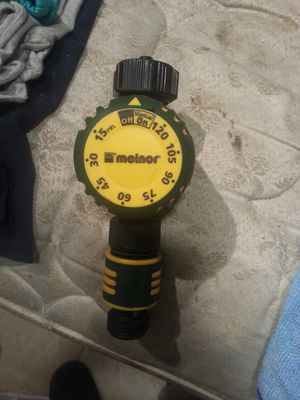 Melnor Water Timer for Sale in Tacoma, WA