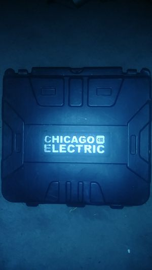 chicago electric power tools for Sale in Eustis, FL