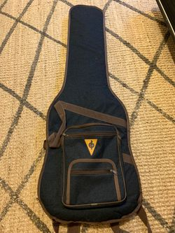 Durable and soft BASS guitar bag for sale Thumbnail