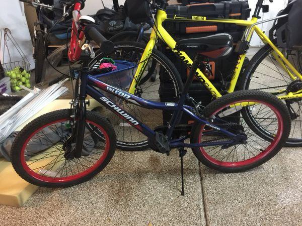 Kids schwinn boys bike 20'' falcon red/blue for Sale in Las Vegas, NV -  OfferUp