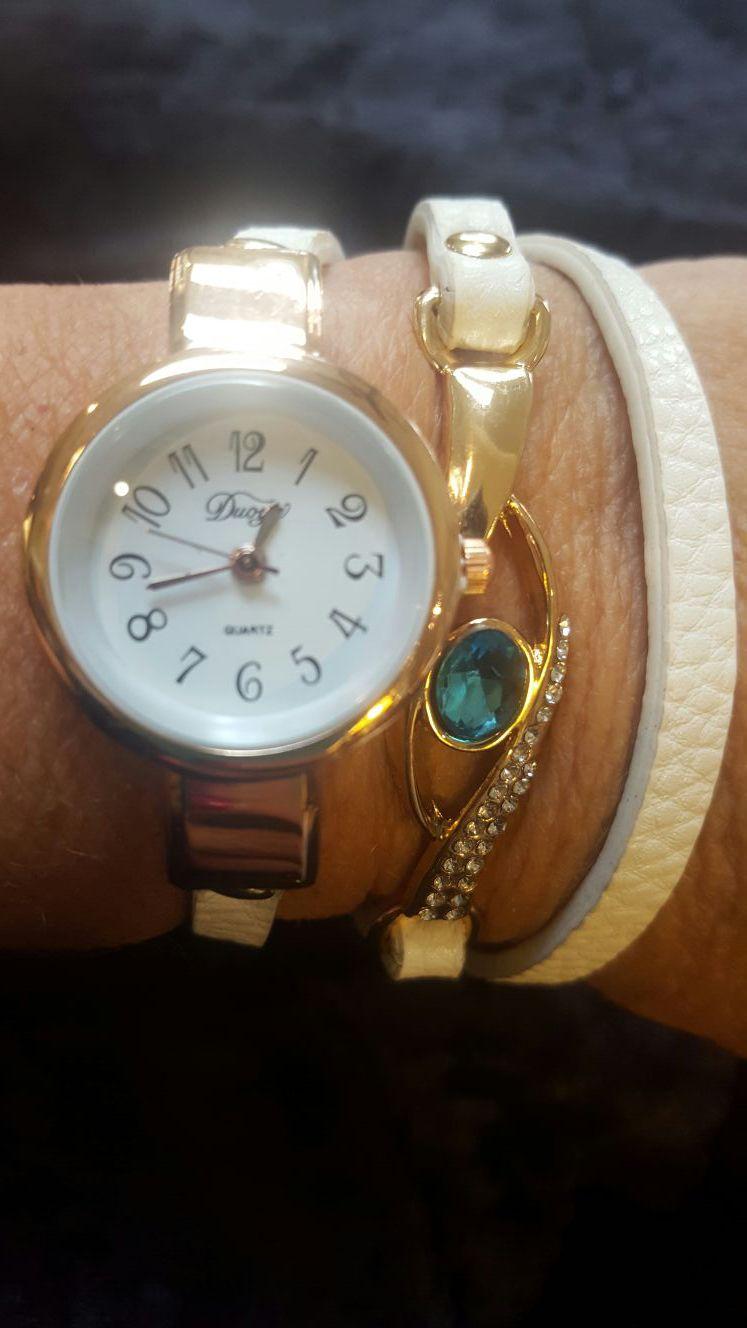 New Unique Wrap watch