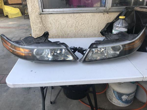 2004 Acura Tl Headlights