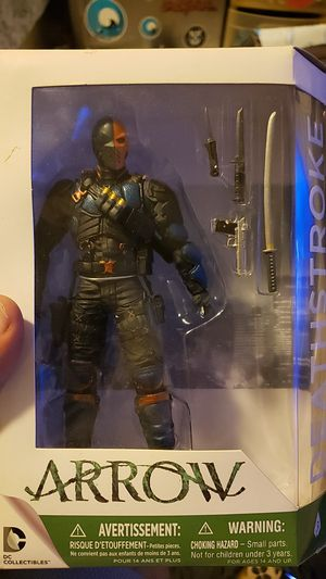 Dc Collectables Arrow: Deathstroke for Sale in Ashton-Sandy Spring, MD