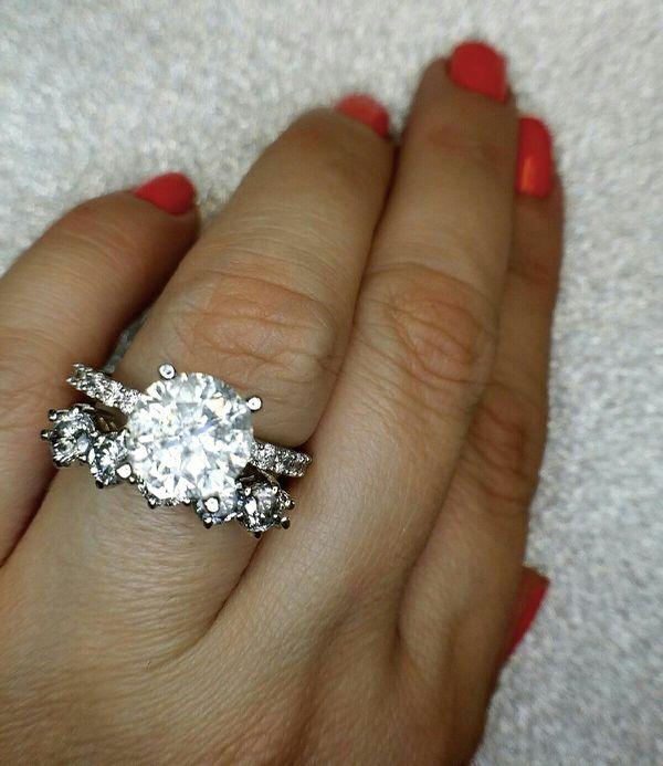 Certified diamond ring for Sale in Atlanta 9d516ae63
