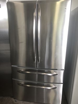 Refrigerator GE Profile 4 Doors for Sale in Kissimmee, FL