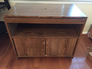 Tv stand/ appliance cart for Sale in Burke, VA