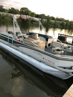 New and Used Pontoon boat for Sale in Houston, TX - OfferUp