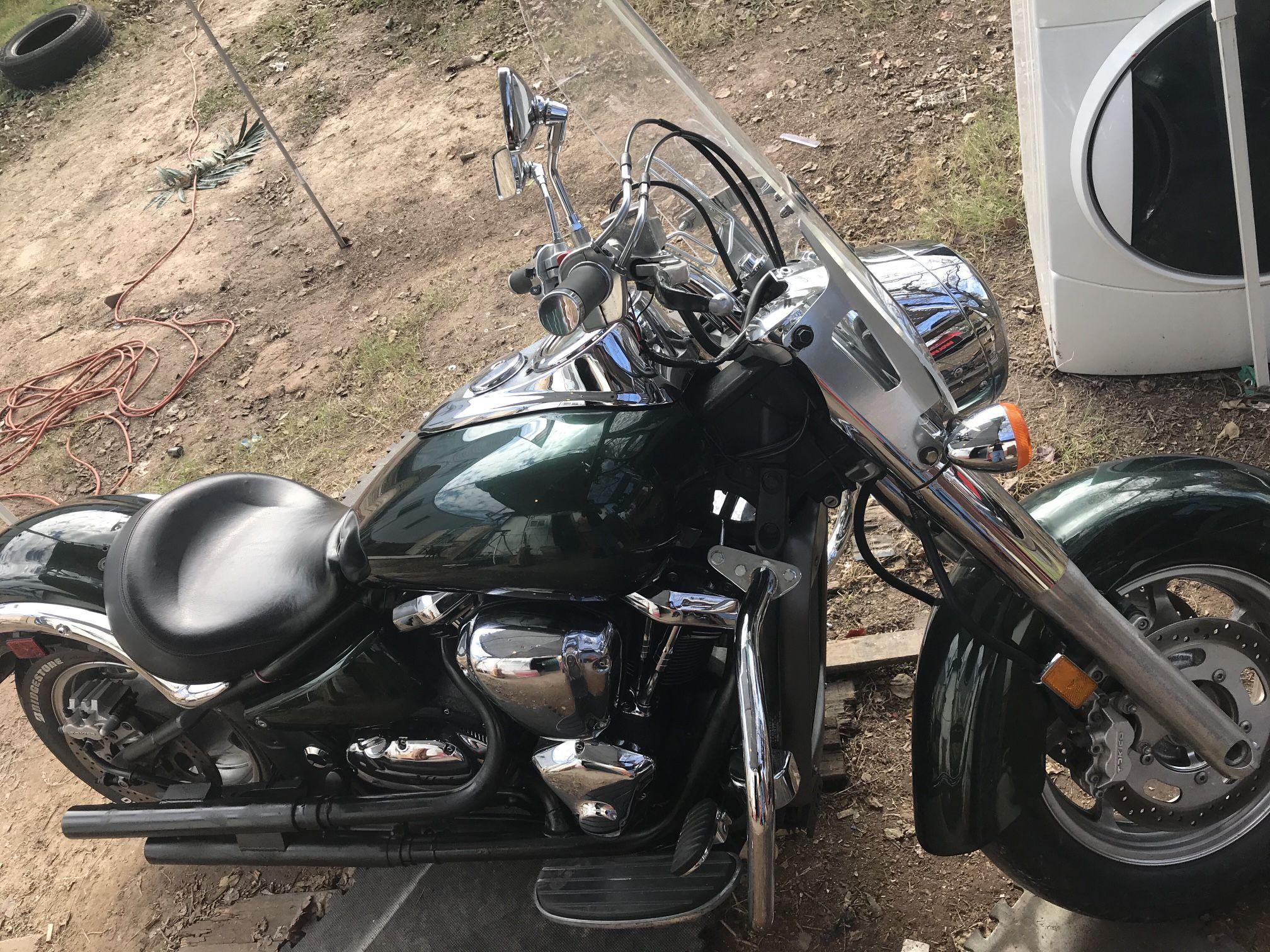2005 Kawasaki Vulcan 2000 cc