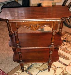 3 tier side table Thumbnail