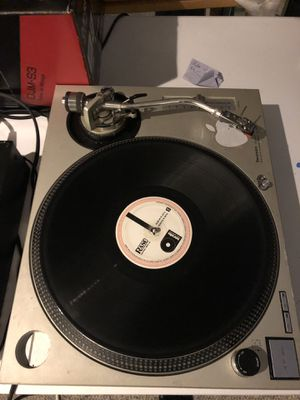 Technics 1200 turntable for Sale in Rockville, MD