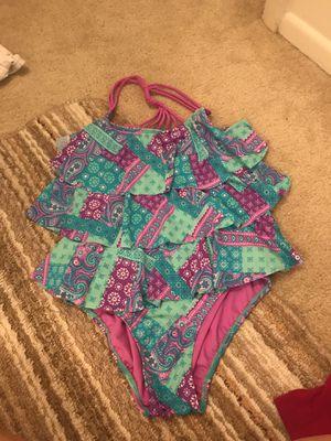 Justice girls tankini bathing suit for Sale in Manassas, VA