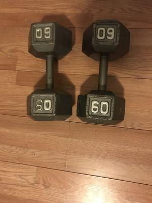 60 lbs each for Sale in Dallas, TX