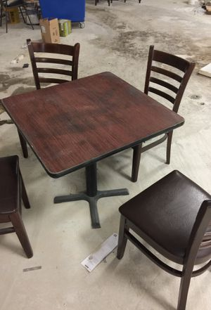 New And Used Restaurant Tables For Sale In San Antonio Tx
