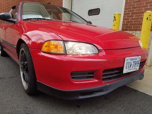 Honda hatchback SI for Sale in Alexandria, VA