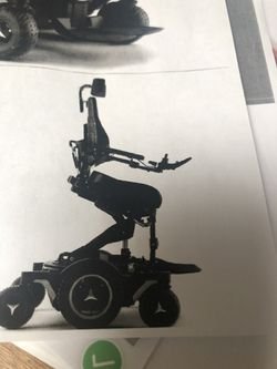 Permobil M3 wheelchair 2019 like new Thumbnail