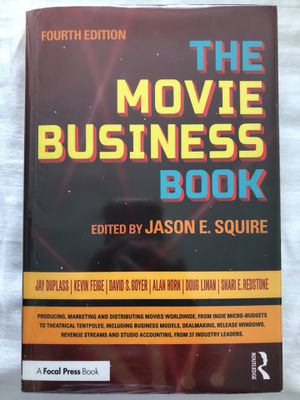 The Movie Business Book for Sale in Los Angeles, CA